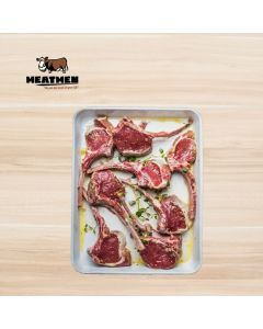[CHILLED] MARINATED AUS LAMB RACK CUTLET IN SATAY SAUCE