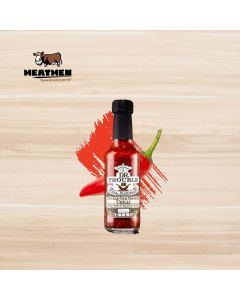 DR TROUBLE AFRICAN DOUBLE OAK SMOKED CHILLI SAUCE 125ML