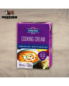 [CHILLED] EMBORG COOKING CREAM