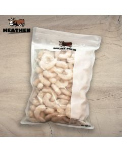 PRAWN SHELL OFF (61 - 70 PCS) (1kg)
