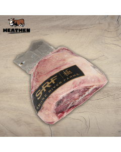 AMERICAN WAGYU CULOTTE (PICANHA) MB 6-8 (BLACK GRADE)